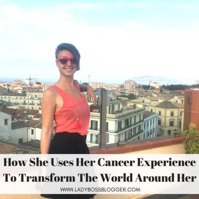Colleen Gallagher Uses Her Cancer Experience To Transform The World Around Her