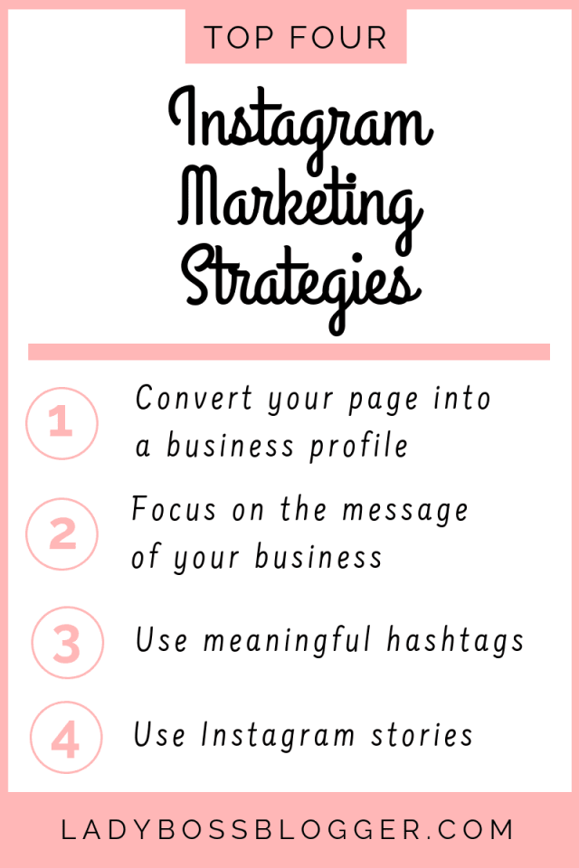 4 Critical Instagram Marketing Strategies For Your Small Business