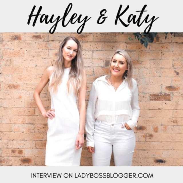 Hayley & Katy Provide Guidance For Digital Marketing