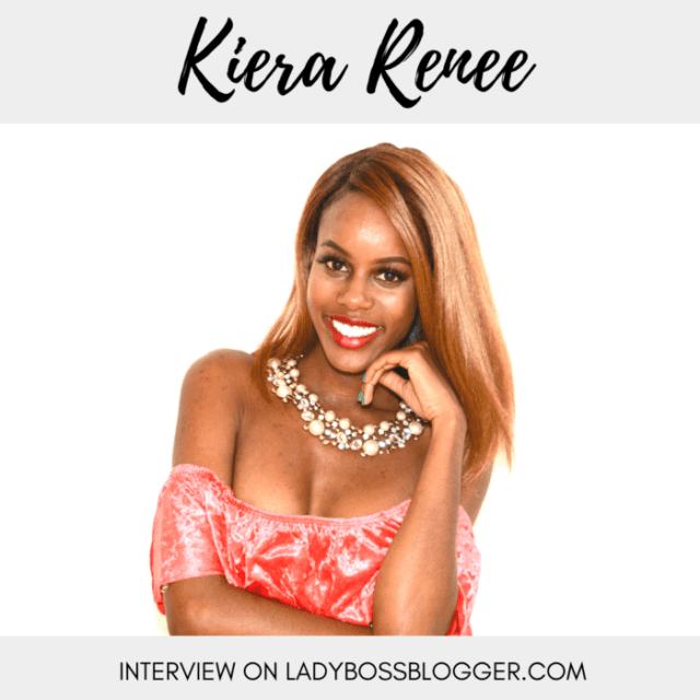 Kiera Renee Helps Fashion And Beauty Entrepreneurs Learn How To Make Money
