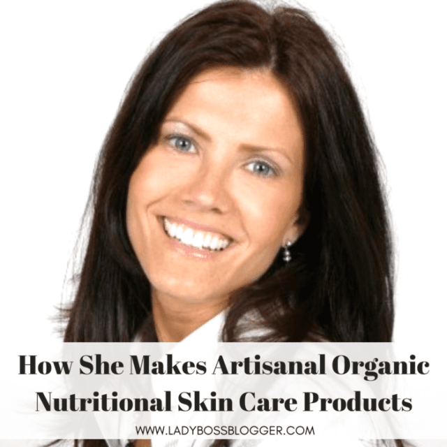 Freda Mooncotch Specializes In Crafting Artisanal Organic Nutritional Skin Care Products