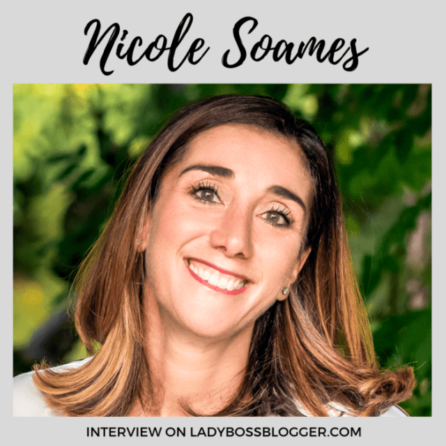 Nicole Soames interview on ladybossblogger
