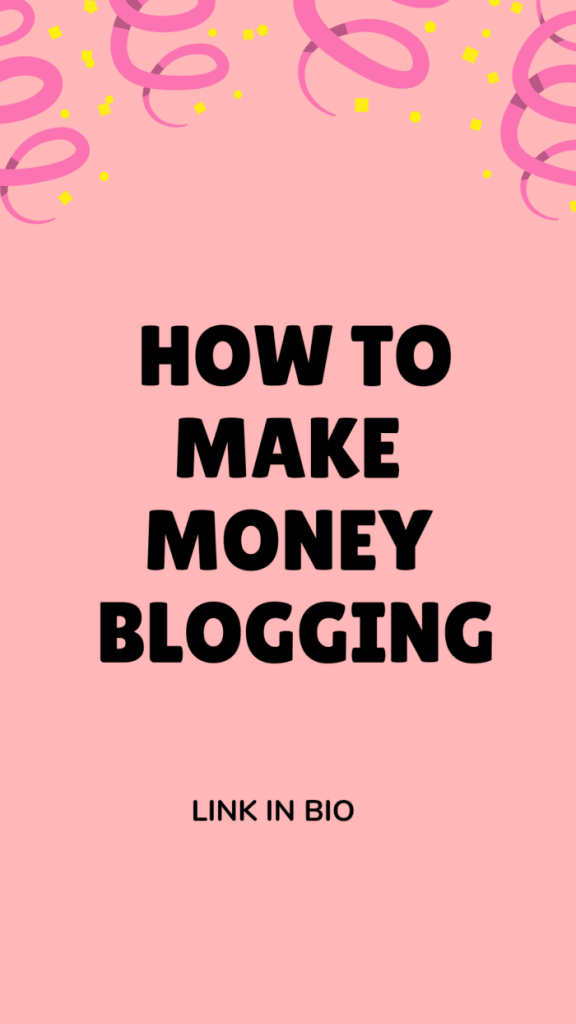 How To Make Money Blogging ladybossblogger