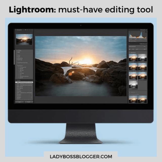 lightroom ladybossblogger