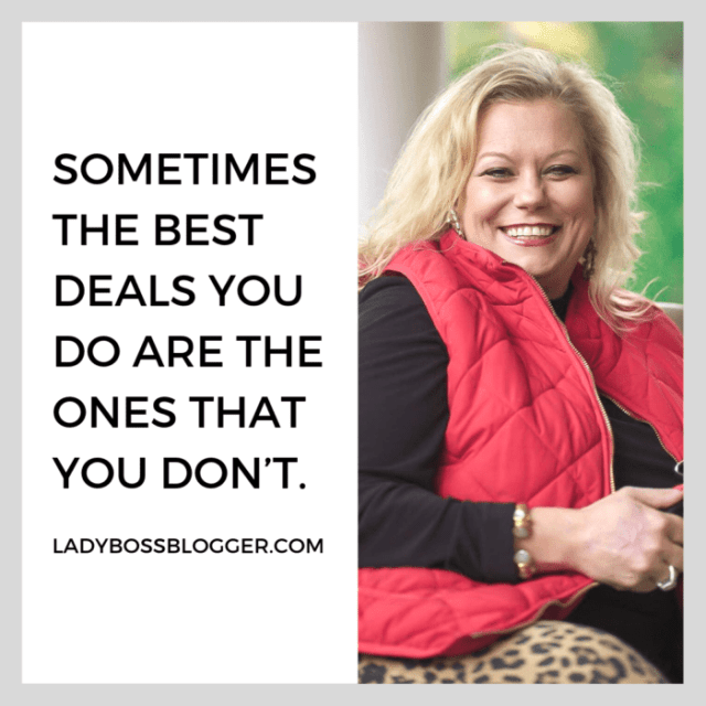 Shannon King advice and quote on ladybossblogger