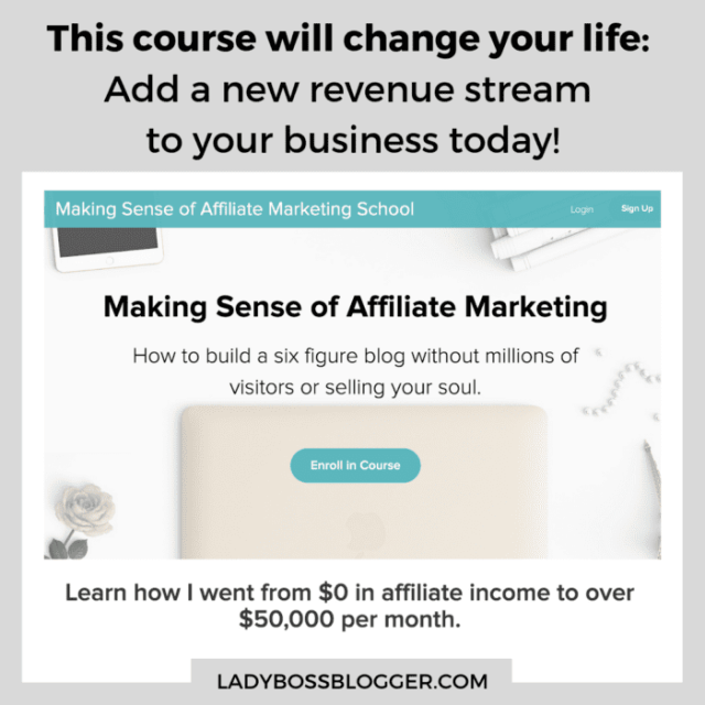 making sense of affiliate marketing ladybossblogger