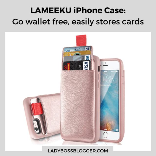 LAMEEKU iphone case ladybossblogger