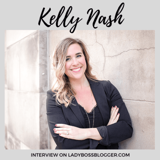 Kelly Nash interview on ladybossblogger
