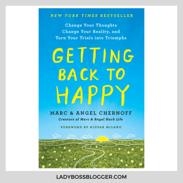 Getting back to happy ladybossblogger
