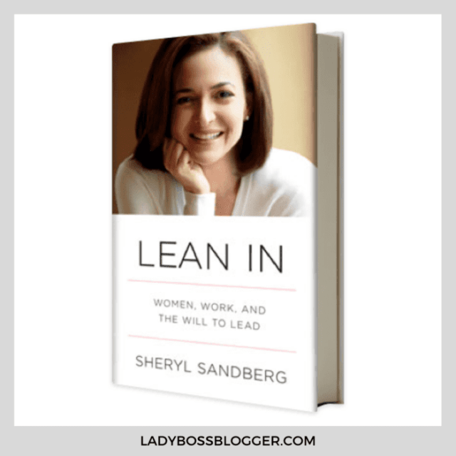 lean in ladybossblogger