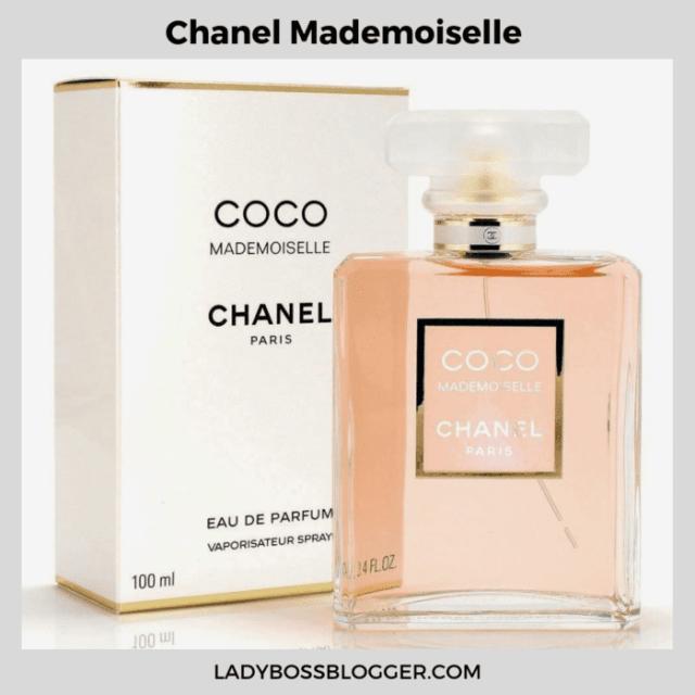 Chanel Mademoiselle ladybossblogger