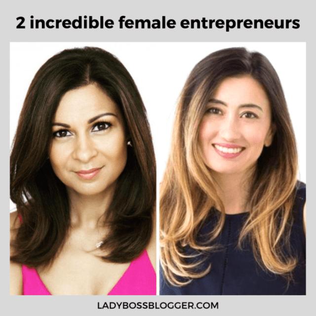 female entrepreneurs on ladybossblogger
