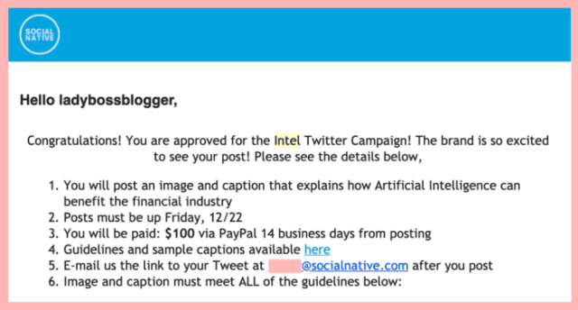 intel twitter influencer campaign (1)