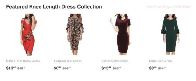 ladybossblogger shop dresses 1