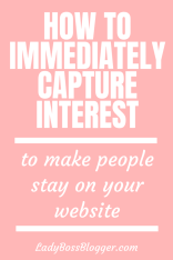 strong website design ladybossblogger