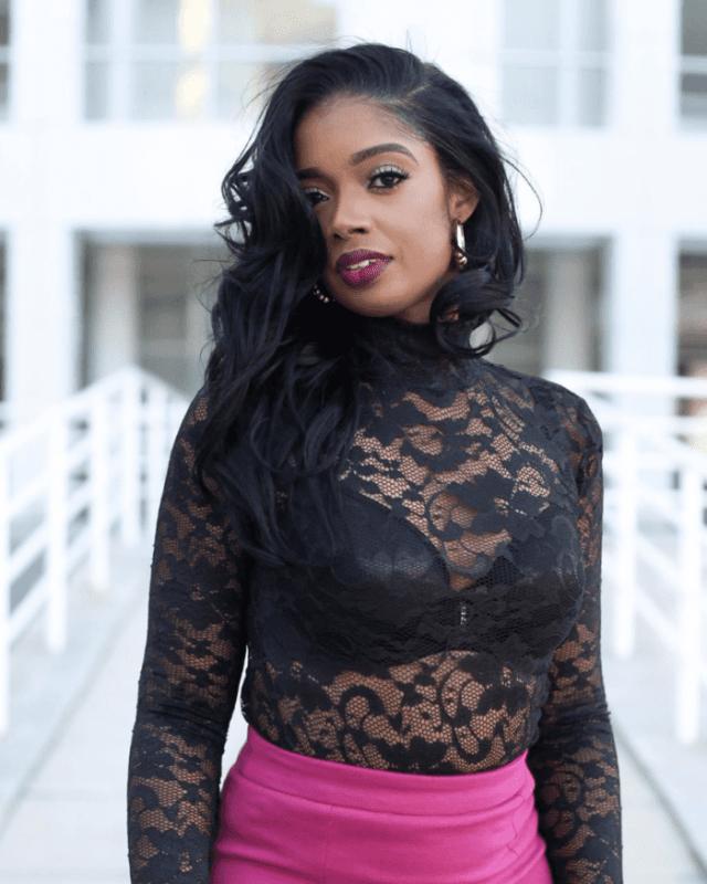 Arian Simone ladybossblogger