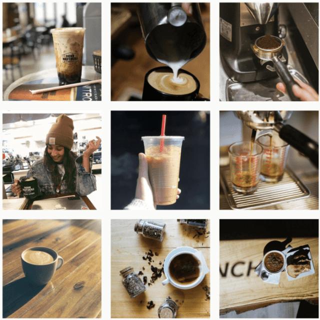 Dunn Brothers Coffee ladybossblogger