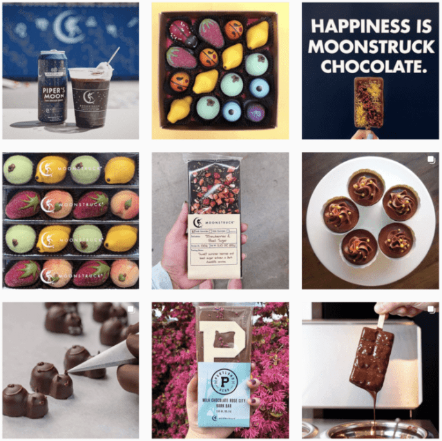 Moonstruck Chocolate Co. ladybossblogger