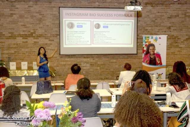 BEAST Your Business Summit Elaine Rau Instagram Influencer Conference Speaker