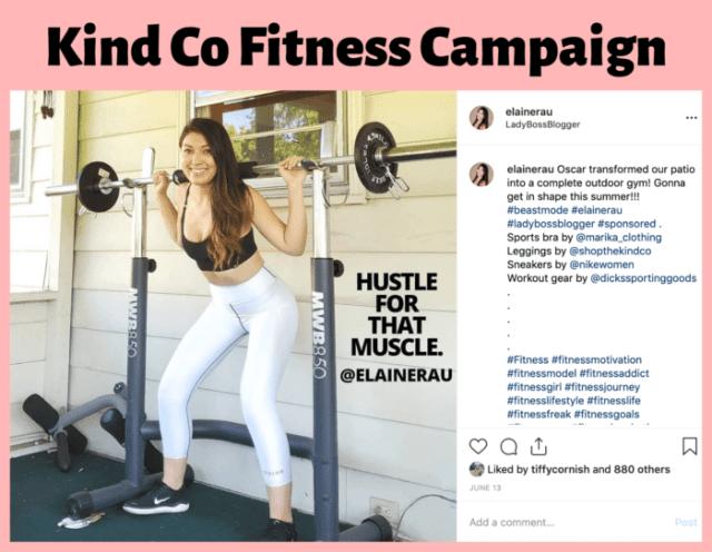 influencer campaign examples elaine rau ladybossblogger 16