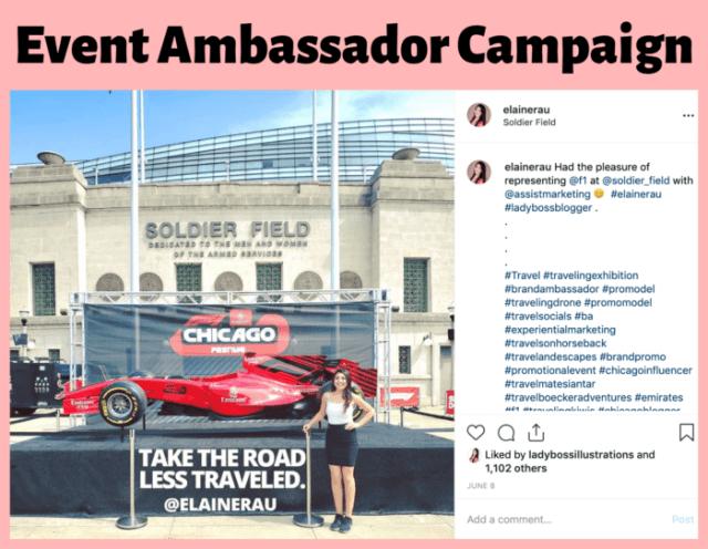 brand ambassador promotion elaine rau ladybossbloggerbrand ambassador promotion elaine rau ladybossblogger
