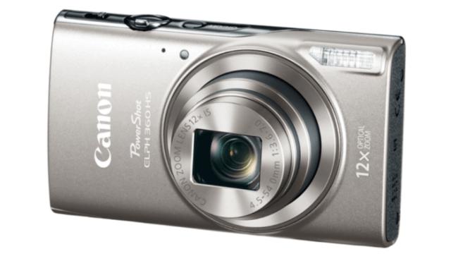 Canon PowerShot ELPH 360 ladybossblogger.com