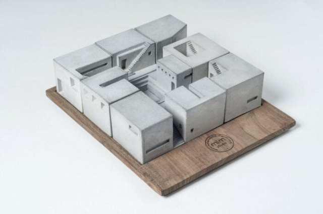 Concrete Homes Puzzle