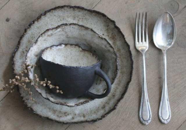 Rustic Ceramic Dish Set