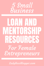 small business resources for female entrepreneurs