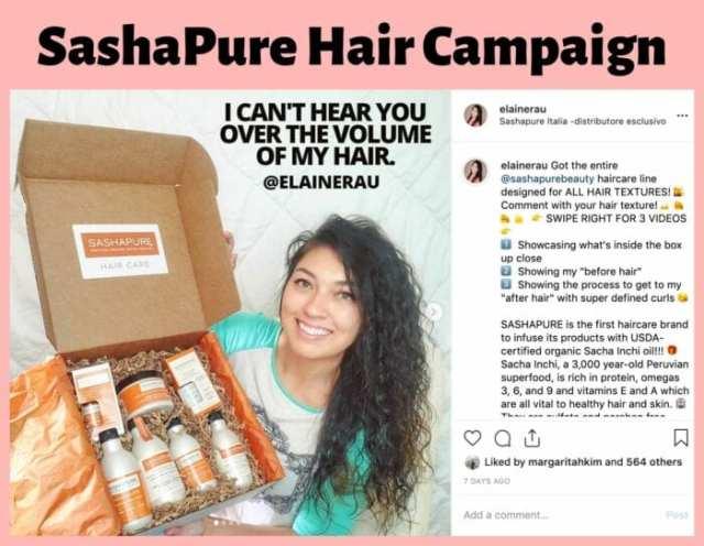 elaine rau influencer campaign ladybossblogger 4