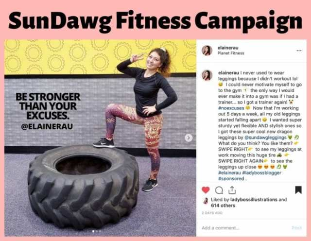 influencer campaign with elaine rau ladybossblogger 3