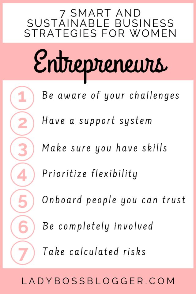 smart sustainable business strategies ladybossblogger 4
