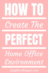 perfect home office ladybossblogger