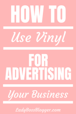 How To Use Vinyl For Advertising4