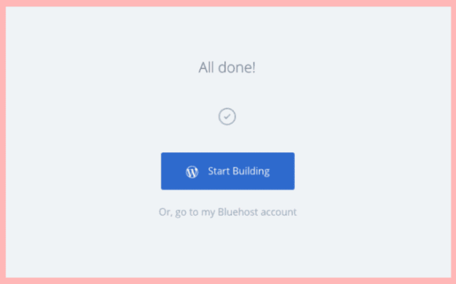 bluehost ladybossblogger how to start a blog