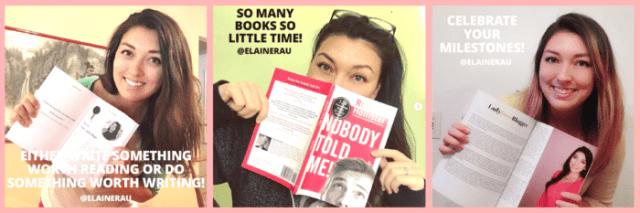 elaine rau ladybossblogger instagram influencer