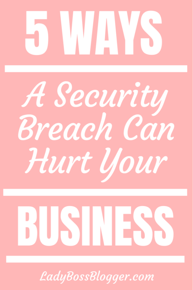 security breach ladybossblogger.com
