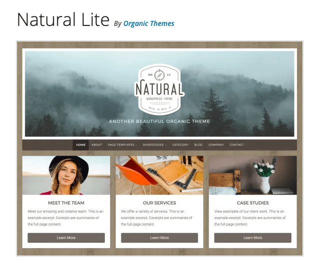 Natural Lite ladybossblogger.com