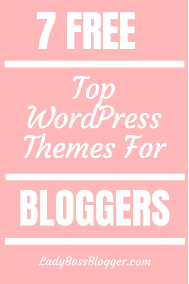 wordpress themes ladybossblogger.com