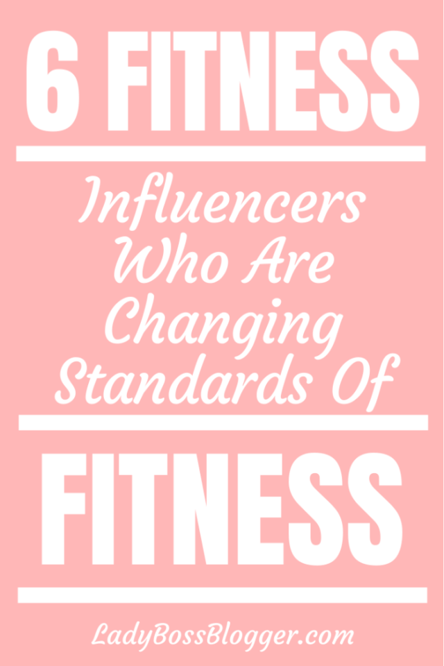 fitness influencers ladybossblogger.com
