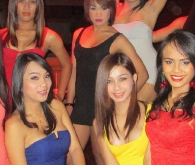 Fantasy Lounge Ladyboy Bar Pattaya