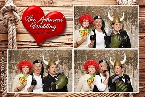 Theresa and Leon's wedding!