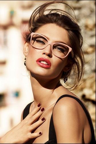 Какие очки подойдут для лица круглой формы: фото, какие ...