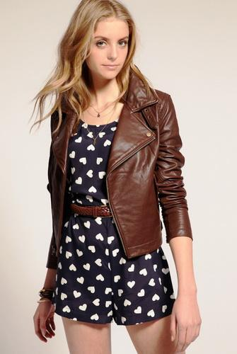 Fashionable colors of jackets for spring and autumn 29