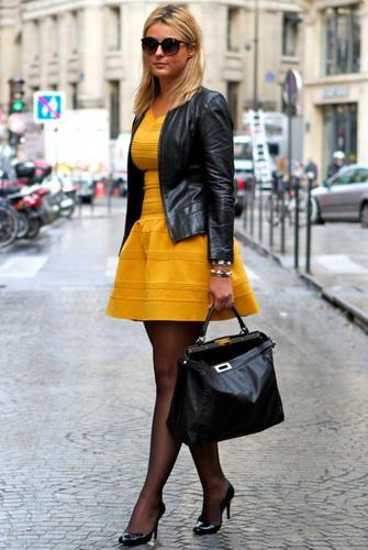 Fashionable colors of jackets for spring and autumn 32