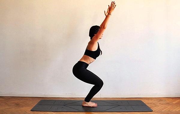 avantaje ale pierderii în greutate surya namaskar
