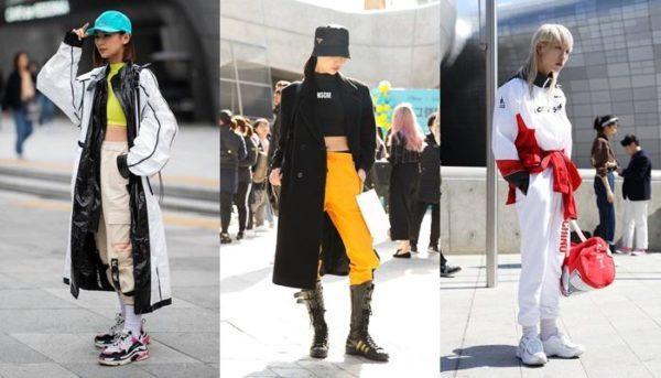 Корейский стиль одежды для девушек 2019-2020: новинки, мода