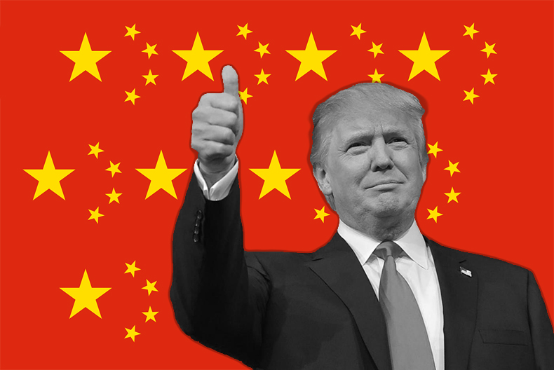 Image result for TRUMP is working for the CHINESE CABAL