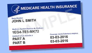 2018 Medicare Cards