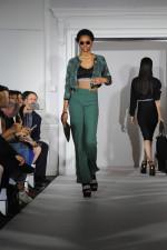 LONDON, ENGLAND - MAY 19:  Models walk the catwalk during Cruz Bueno Fashion Show Season 2016 on May 19, 2016 in London, England.  (Photo by David M. Benett/Dave Benett/Getty Images for Cruz Bueno Ltd.)